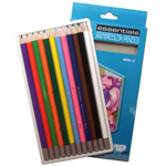 Watercolor Pencils - 12pc