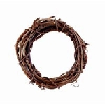 Mini Grapevine Wreath (1pc) - 3