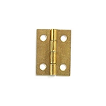 Brass Plated Hinge - 1