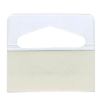 Self Adhesive Clear Hang Tabs - 1 5/8