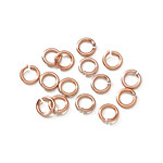 Jump Ring - 7.25mm Alum Copper - 150pc