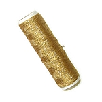 Non-Elastic Thread - Gold - 2Ply - 50yd