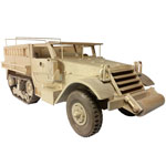 WWII Half Track Plan (20