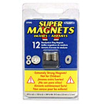 Small Super Magnet Rings 3/8