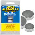 Super Magnets - Small - 10pc