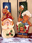Renee Mullins - Plum Purdy Christmas Thyme Cookie Packet