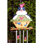 Renee Mullins Packet - Tweet Home Wind Chime