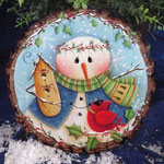 Renee Mullins Packet - Winter Holly & Friends