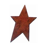 Rusty Primitive Star-2