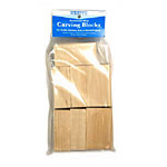 Carving Blocks - Assorted (72 cu. in.)