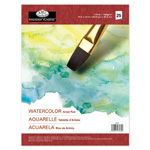 Watercolor Artist Pad - 9