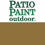Patio Paint Pinecone Brown - 2oz