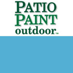 Patio Paint Larkspur Blue - 2oz