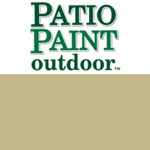 Patio Paint Natural Tan Grout - 2oz