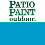 Patio Paint Robin's Egg Blue - 2oz