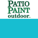 Patio Paint Blue Bahama - 2oz