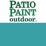 Patio Paint Desert Turquoise - 2oz