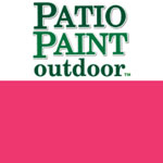 Patio Paint Neon Pink - 2oz