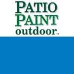 Patio Paint Neon Blue - 2oz