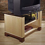 Plan-Television Stand