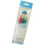 Aqua-Flo Brush Set-3pc