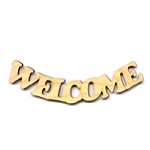 Welcome Sign - 8