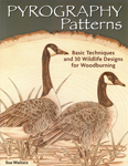 Pyrography Patterns (Wildlife Designs) by Sue Walters