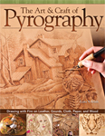 Pyrography Art & Craft by Lora Irish
