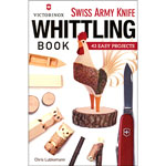 Swiss Army Knife Whittling Book by Chris Lubkemann