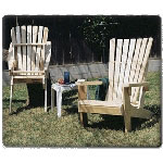Plan Adirondack Chair 38 Quot H X 28 Quot W