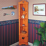 Plan-Corner Cupboard (72