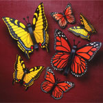 Plan-Yard Butterflies (up to 21