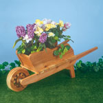 Plan-Wheelbarrow Planter (18