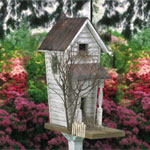 Plan-Old Country Birdhouse (16