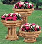 Plan-Landscape Planter Trio