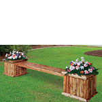 Plan-Landscape Planter Bench
