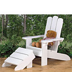 Kid's Adirondack Chair (24