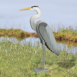 Plan-3D Blue Heron