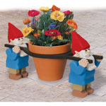 Plan-Team Gnome Pot Holder