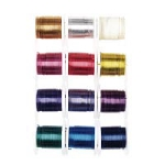 Coloured 26 Gauge Wire - Set #2 - 12pc