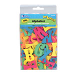 Alphabet Woodsies Value Pack 100pc - 1 1/2