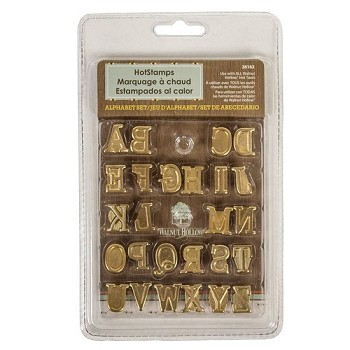 HotStamps Upper Alphabet