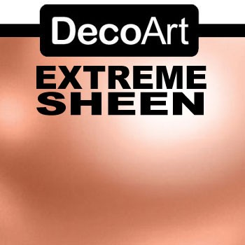 Rose Gold DecoArt Extreme Sheen - 2oz