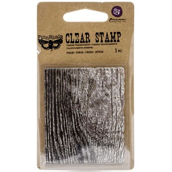 Clear Stamp - Wood