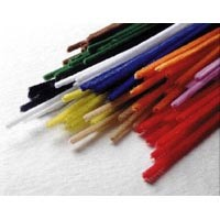 "Chenille Stems Traditional (25pc) - 12"" x 6mm"