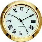 "Clock Fit-Up - 1 7/16"" - White/Roman"
