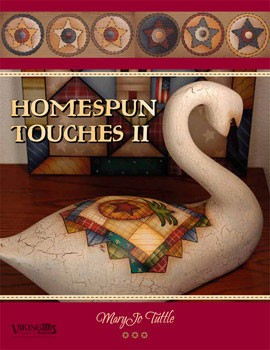 Homespun Touches #2 by Mary Jo Tuttle