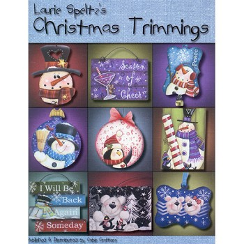 Christmas Trimmings by Laurie Speltz
