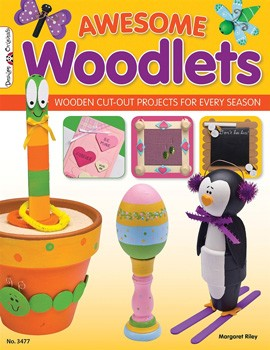 Awesome Woodlets by Margaret Riley