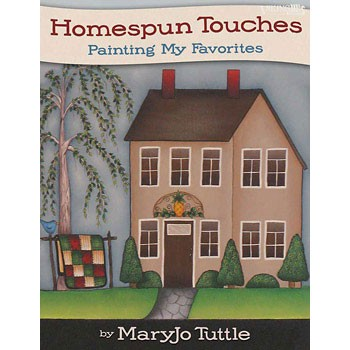 Homespun Touches Favorites by MaryJo Tuttle